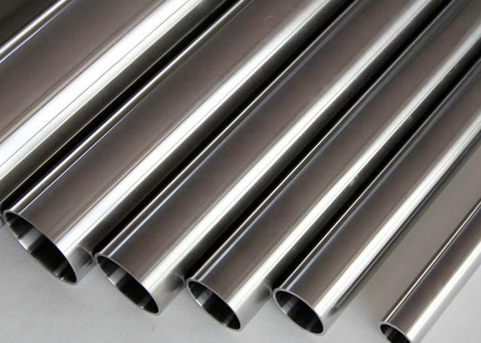ASME BPE Sanitary Stainless Steel Pipe , High Purity