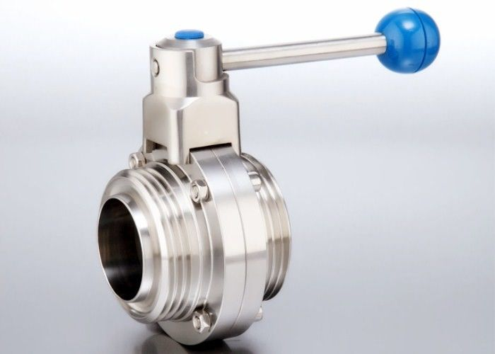 EPDM Butterfly Valve Pull 4