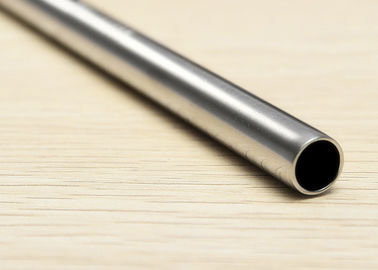 AISI 316L BA Bright Annealed Stainless Steel Tube , Stainless Steel Seamless Pipe