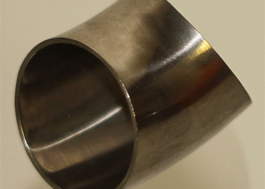 China Stainless Steel Pipe Fittings Welded 45 Degree Elbows DN25x1.5MM , DIN 11852 Standard factory