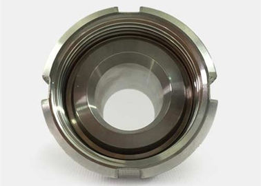 High Strength Din 11851 Sanitary Fittings , Sanitary Union For Food Line